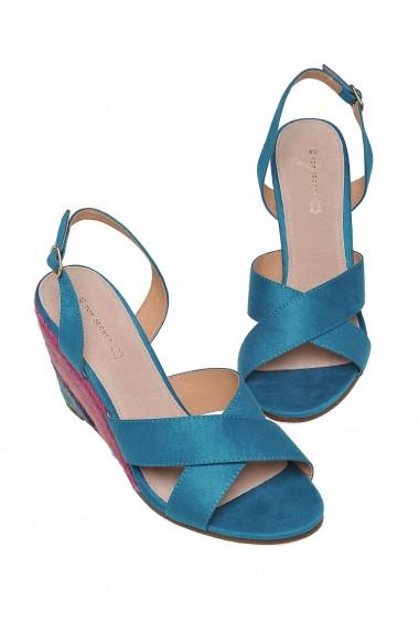Sandale cu toc Top Secret APT-SBU0746TU