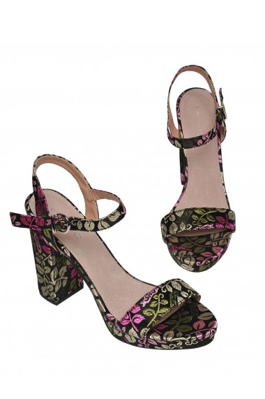 Sandale cu toc Top Secret APT-SBU0750CA