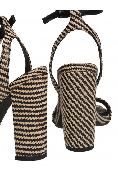 Sandale cu toc Top Secret APT-SBU0757CA