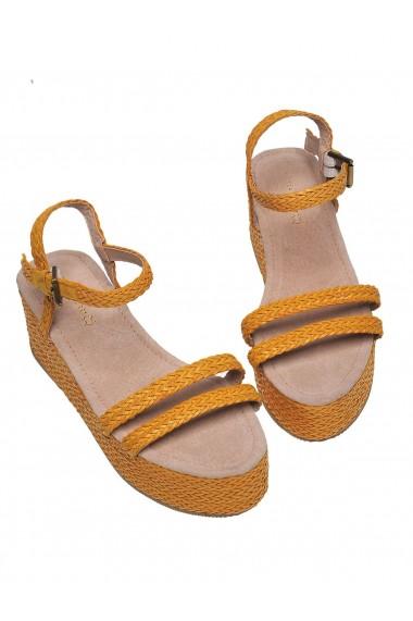 Sandale plate Top Secret APT-SBU0759ZO