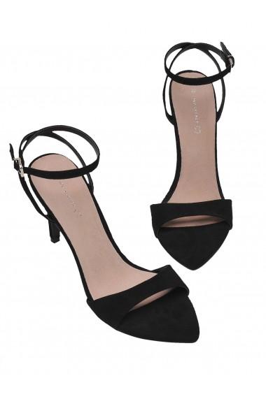 Sandale cu toc Top Secret APT-SBU0769CA