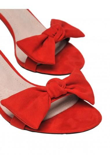 Sandale cu toc Top Secret APT-SBU0775PO