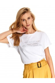 Tricou Top Secret APT-SPO4789BI