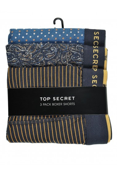 Boxeri Top Secret APT-SSX0060NI