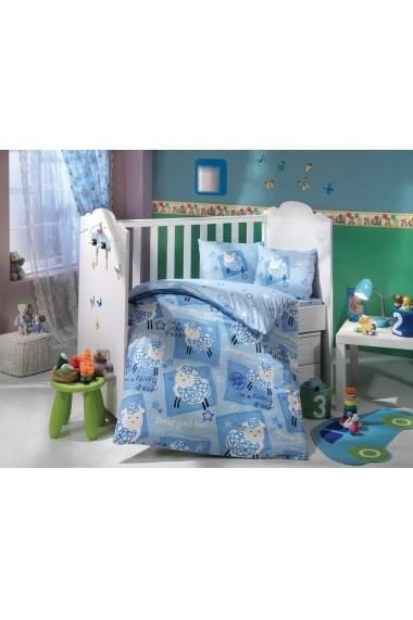 Set lenjerie de pat pentru copii Hobby ASR-113HBY0024 Multicolor