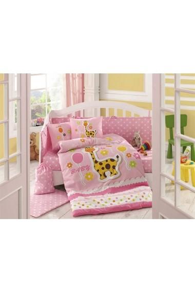 Set lenjerie de pat pentru copii Hobby ASR-113HBY0039 Multicolor
