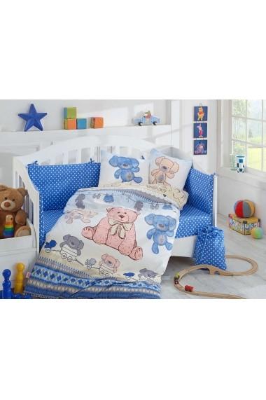 Set lenjerie de pat pentru copii Hobby ASR-113HBY0040 Multicolor