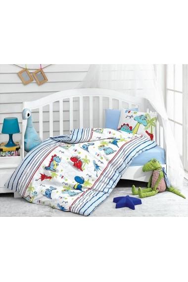 Set lenjerie de pat Cotton Box 129CTN2092 Multicolor