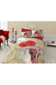 Set lenjerie de pat Cotton Box 129CTN2421 Multicolor