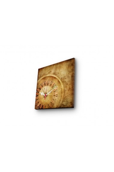 Ceas decorativ de perete Clock Art 228CLA1605 Multicolor
