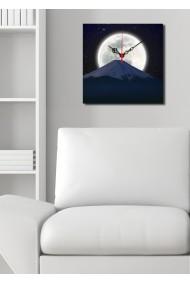 Ceas decorativ de perete Clock Art 228CLA1615 Multicolor