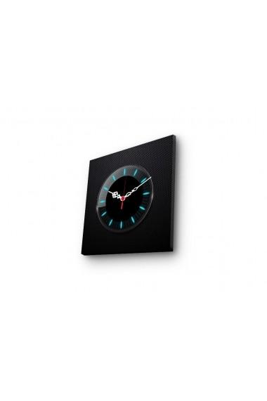 Ceas decorativ de perete Clock Art 228CLA1617 Multicolor