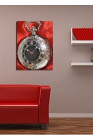 Ceas decorativ de perete Clock Art 228CLA1622 Multicolor