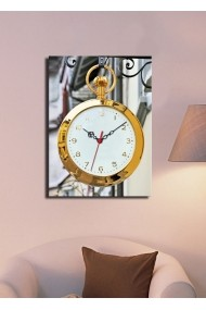 Ceas decorativ de perete Clock Art 228CLA1623 Multicolor