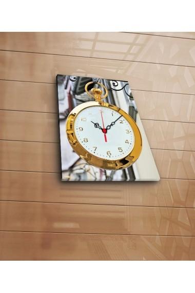 Ceas decorativ de perete Clock Art 228CLA1623 Multicolor