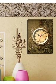 Ceas decorativ de perete Clock Art 228CLA1624 Multicolor