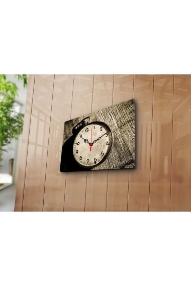 Ceas decorativ de perete Clock Art 228CLA1625 Multicolor
