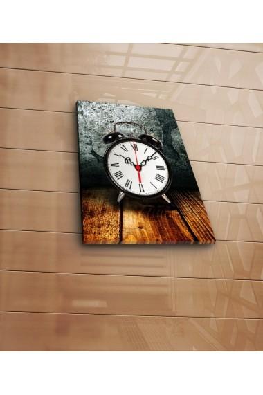 Ceas decorativ de perete Clock Art 228CLA1626 Multicolor