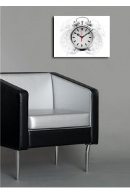 Ceas decorativ de perete Clock Art 228CLA1627 Multicolor