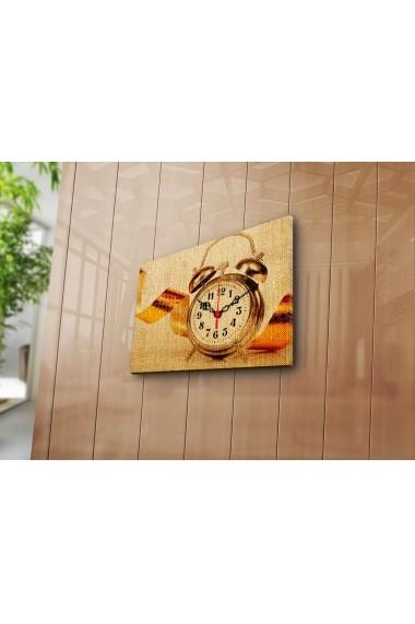 Ceas decorativ de perete Clock Art 228CLA1629 Multicolor