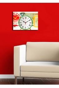 Ceas decorativ de perete Clock Art 228CLA1631 Multicolor