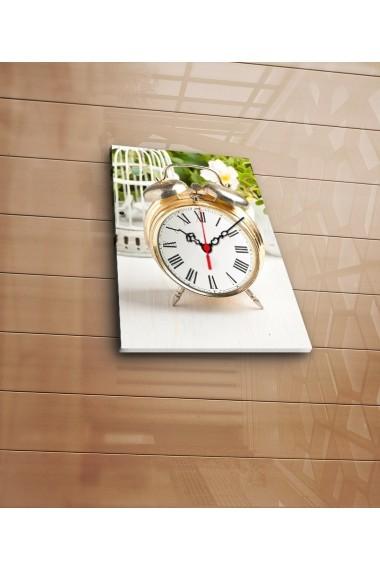 Ceas decorativ de perete Clock Art 228CLA1632 Multicolor