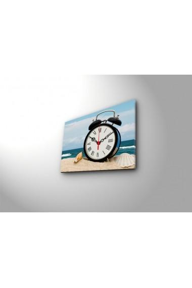 Ceas decorativ de perete Clock Art 228CLA1633 Multicolor