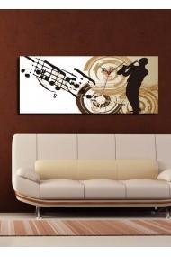 Ceas decorativ de perete Clock Art 228CLA1634 Multicolor