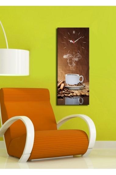 Ceas decorativ de perete Clock Art 228CLA1637 Multicolor