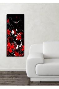 Ceas decorativ de perete Clock Art 228CLA1638 Multicolor