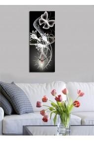 Ceas decorativ de perete Clock Art 228CLA1643 Multicolor