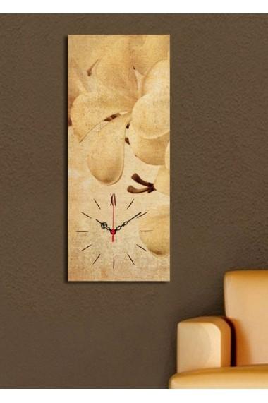 Ceas decorativ de perete Clock Art 228CLA1646 Multicolor