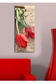 Ceas decorativ de perete Clock Art 228CLA1647 Multicolor