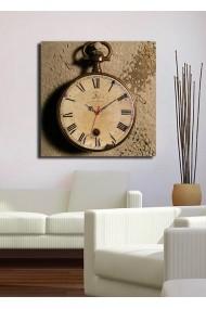 Ceas decorativ de perete Clock Art 228CLA1648 Multicolor
