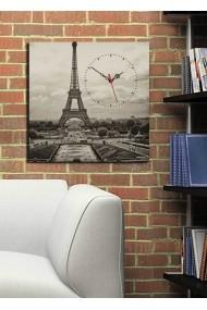 Ceas decorativ de perete Clock Art 228CLA1655 Multicolor