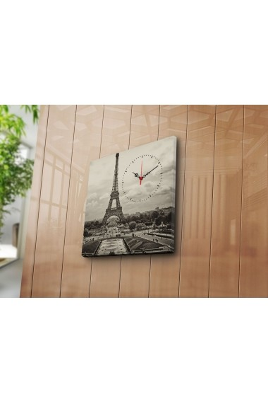 Ceas decorativ de perete Clock Art 228CLA1655 Multicolor
