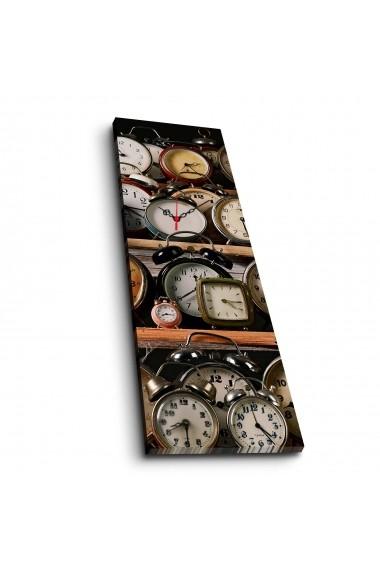 Ceas decorativ de perete Clock Art 228CLA1675 Multicolor