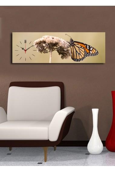 Ceas decorativ de perete Clock Art 228CLA1679 Multicolor
