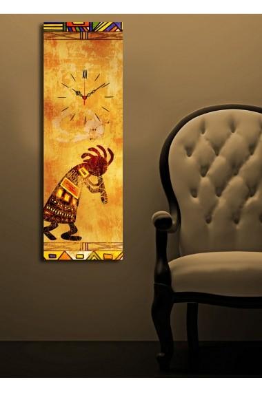 Ceas decorativ de perete Clock Art 228CLA1681 Multicolor