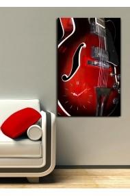 Ceas decorativ de perete Clock Art 228CLA1686 Multicolor