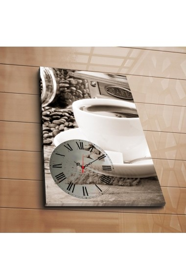 Ceas decorativ de perete Clock Art 228CLA1696 Multicolor