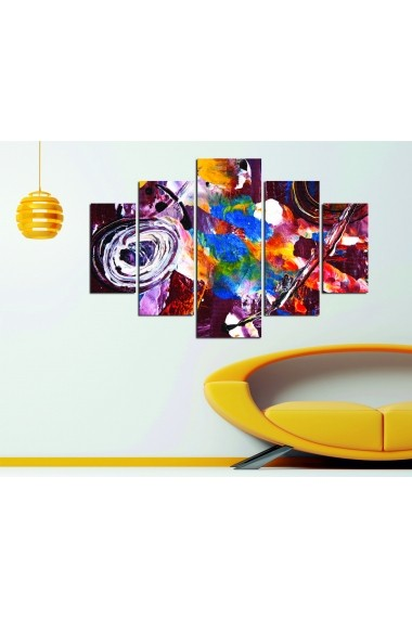 Tablou decorativ Miracle 236MIR1948 Multicolor