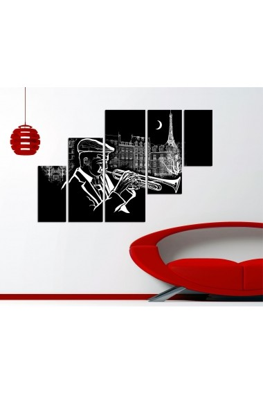 Tablou decorativ Miracle 236MIR1972 Multicolor
