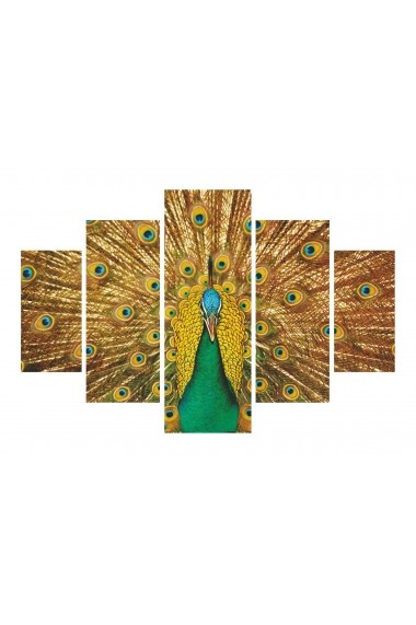 Tablou decorativ Miracle 236MIR1983 Multicolor