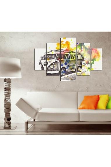 Tablou decorativ Miracle 236MIR2925 Multicolor