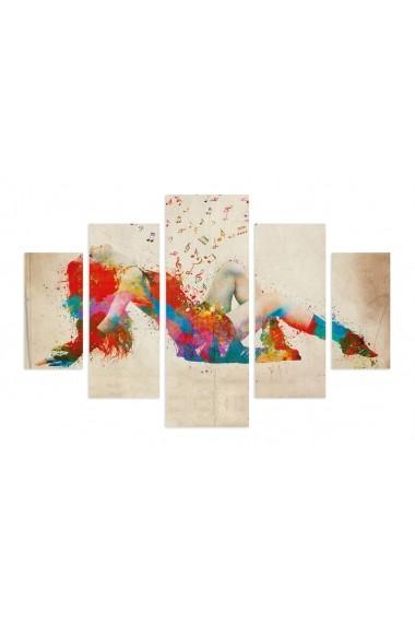 Tablou decorativ Miracle 236MIR2962 Multicolor