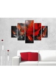 Set tablouri MDF 5 piese Destiny ASR-247DST2934 Multicolor - els