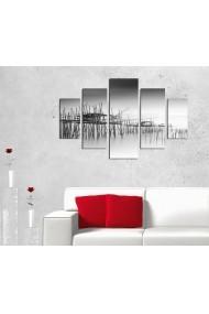 Set tablouri MDF 5 piese ASR-247DST2950 Multicolor