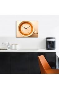 Ceas decorativ de perete Clockity ASR-248CTY1601 Multicolor