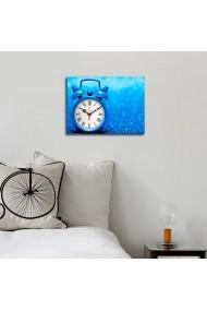 Ceas decorativ de perete Clockity ASR-248CTY1609 Multicolor